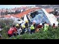 WELT-THEMA: Horrorunfall Auf Madeira Kostet Vielen Deutschen Das Leben