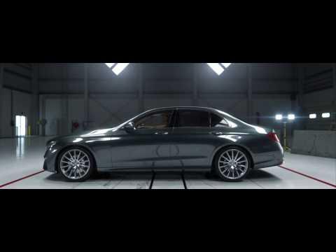 Mercedesbenz E Class Sedan Седан класса E - рекламное видео 2