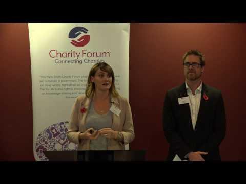 Sarah Parish and Jim Murray, The Murray Parish Trust