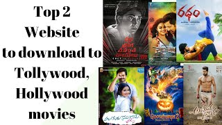 top movies download sites telugu