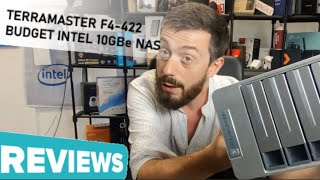TerraMaster F4-422 10Gbe NAS Hardware Review