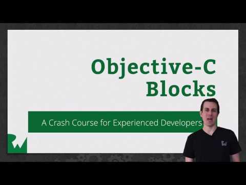 Objective-C Blocks – raywenderlich.com