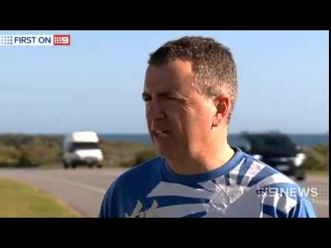 Cyclist Groped – Ch9 News