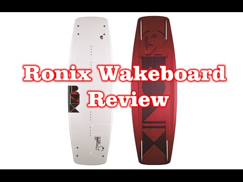 Ronix Phoenix Project Sintered Wakeboard Review