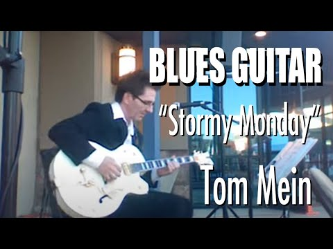 Stormy Monday Blues Guitar