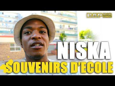 """Video Niska - Ses souvenirs d'école (Episode 10) : """"Au collège, on faisait des battles de danse""""…"""