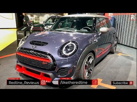 2021 Mini Cooper JCW GP – Redline: First Look – 2019 LA Auto Show