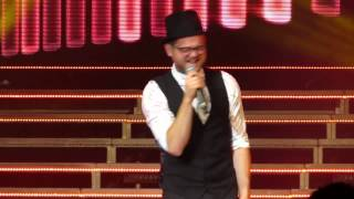 The Voice Tour - Lowell - Josh Kaufman - Signed Sealed and Delivered