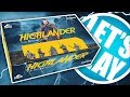 Let 39 s Play: Highlander The Board Game