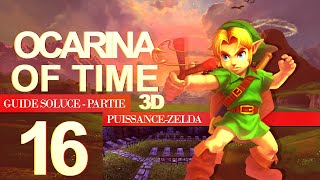 Soluce de Ocarina of Time 3D — Partie 16