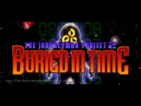 The Journeyman Project 2 : Buried in Time PC