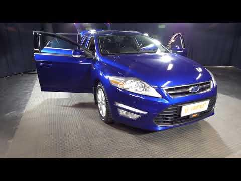 Ford MONDEO 2,0 TDCi 140 Edition Wagon A (MY14), Farmari, Automaatti, Diesel, EMS-350