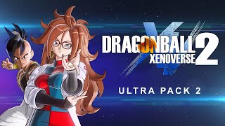 DRAGON BALL XENOVERSE 2 - Ultra Pack 2 Launch Trailer