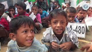 Братья Ингуши приехали для помощи Беженцам БирмыМьянмы Вежари Йижари подписывйтесь
