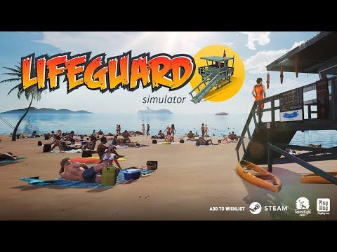 救生員模擬器 將上架 Steam