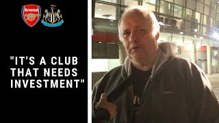 """Claude: """"It's a club that needs investment"""""""