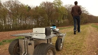 Innok Heros - Automatically Following Robot