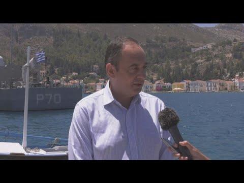 Γ. Πλακιωτάκης: Η Ελλάδα είναι αποφασισμένη να προστατεύσει τα κυριαρχικά της δικαιώματα