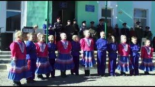 Праздник Покрова Пресвятой Богородицы в школе Урюпинска.
