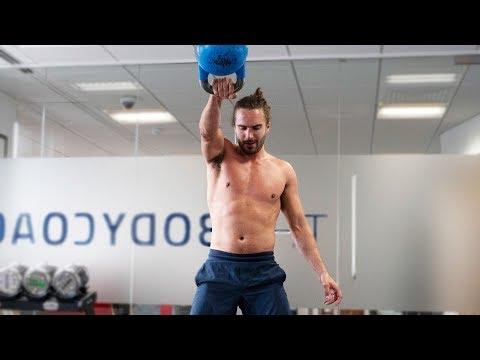 15 minutter trening med Kettlebell – Forbrenning