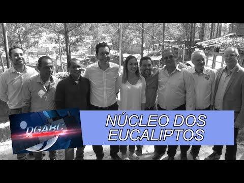 Andreense Núcleo dos Eucaliptos recebe doações de Campanha do Agasalho