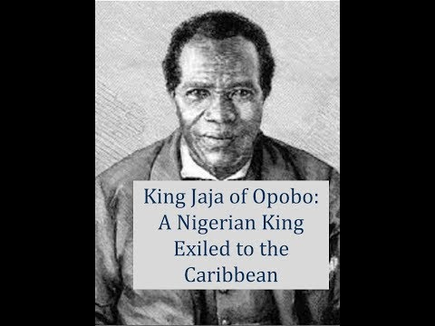 King Jaja of Opobo: A Nigerian King Exiled in the Caribbean