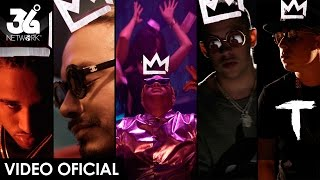 Video Coronamos (Remix 2) de El Taiger feat. Bad Bunny, J Balvin y Cosculluela