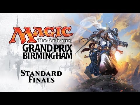 Grand Prix Birmingham 2018 (Standard) Finals