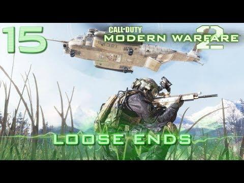 Modern Warfare 2 Walkthrough - Mission 13 - Second Sun (VETERAN) by
