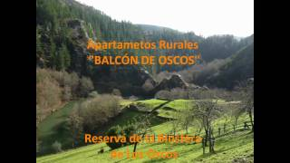 Video del alojamiento Balcon De Oscos Aptos. Rurales