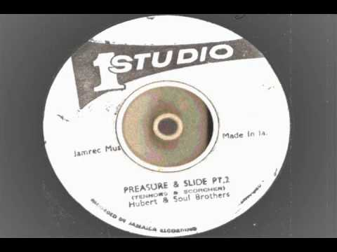hubert lee and soul brothers – preasure and slide part 1 and 2 extended – studio1 records