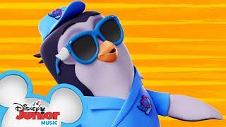 Super Secret Mission 🤐 | Music Video | T.O.T.S. | Disney Junior