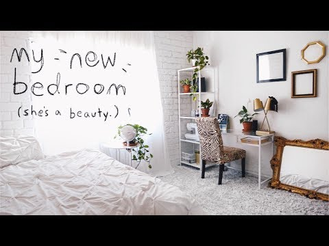 THE ULTIMATE BEDROOM MAKEOVER + Room Tour Mp3