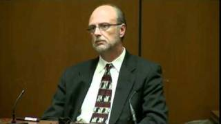 Conrad Murray Trial   Day 4, Part 2