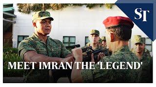 Meet Imran the 'legend' | The Straits times