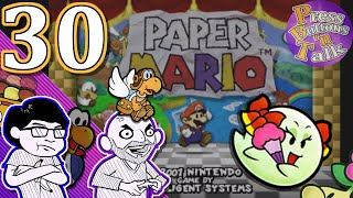 Paper Mario, Ep. 30:  Hypothetical Haters - Press Buttons 'n Talk