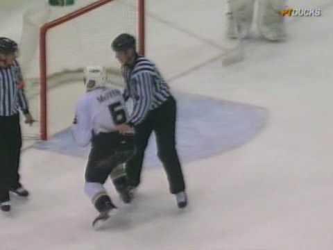 Paul Bissonnette vs. Nathan McIver