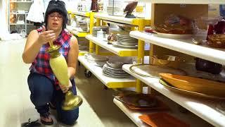 DIY Bird Bath - Community Hospice Hope Chest Thrift Store