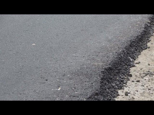 На Савватеевском тракте остановлен ремонт