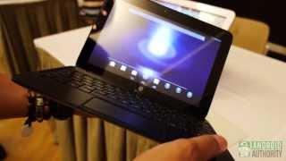 HP SlateBook X2: First Look