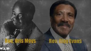 Rev. Clay Evans with Rev. Oris Mays - Hallelujah Anyhow (Lyric Video)