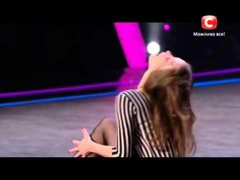 Танцуют все:  Яворская Настя