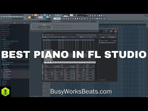 How to Get the Best Piano in FL Studio