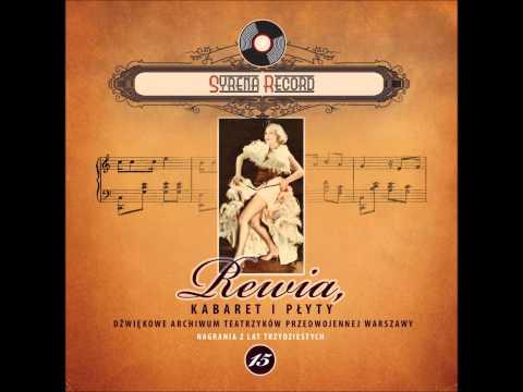 Janina Romanówna - Odwiedzi mnie pan (Syrena Record)