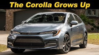 2020 Toyota Corolla   Redesigning An Icon