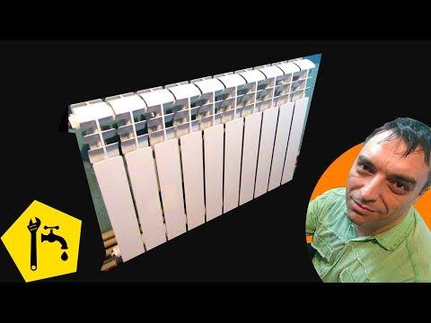 ✅ Установка радиатора отопления / Ремонт сантехники