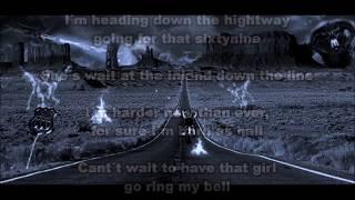 "Video thumbnail of ""HotRod Frankie - Highway 69 - Lyrics"""