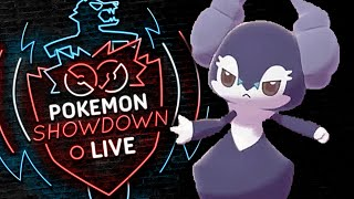 Indeedee  - (Pokémon) - Enter INDEEDEE! Pokemon Sword and Shield! Indeedee Pokemon Showdown Live!