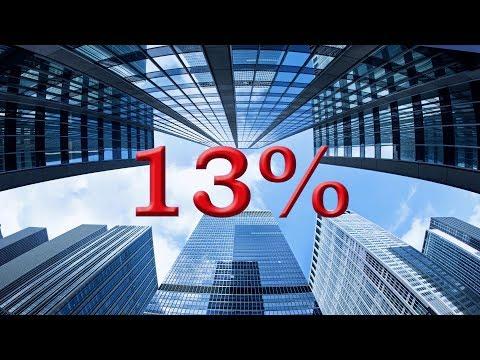 Возврат налога 13% процентов от покупки жилья