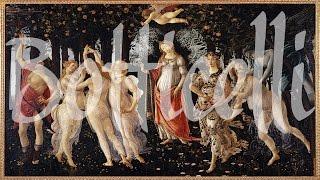 Sandro Botticelli    Renaissance   // Johann Strauss II - The Blue Danube